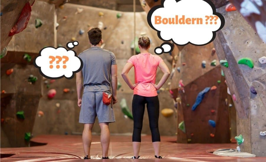 Bouldern lernen, wo anfangen?