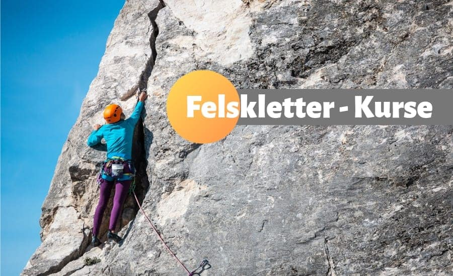 Felskletterkurs-Titelbild