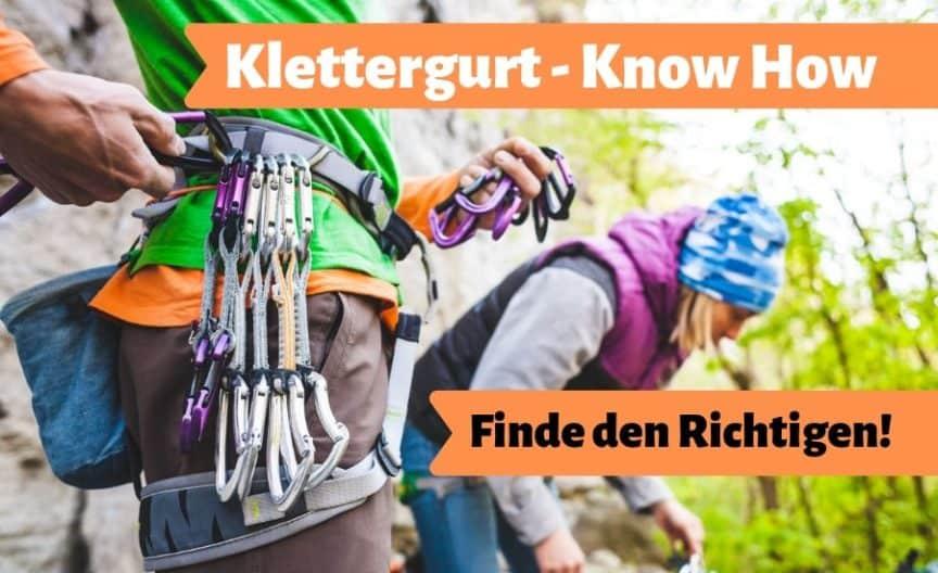 Klettergurt-Titelbild