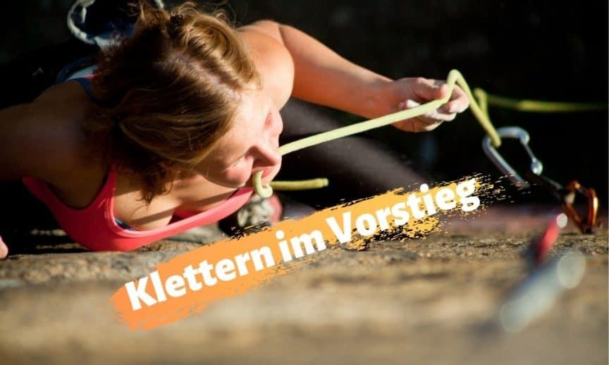 Klettern-Vorstieg-Titelbild