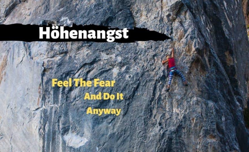 Klettern und Höhenangst Titelbild