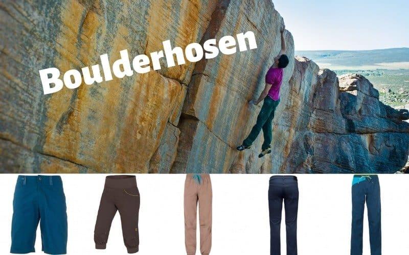 Boulderhose-Kletterhose