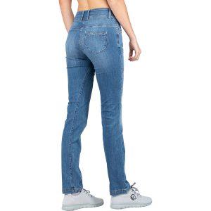 Kletterhose Jeans Damen
