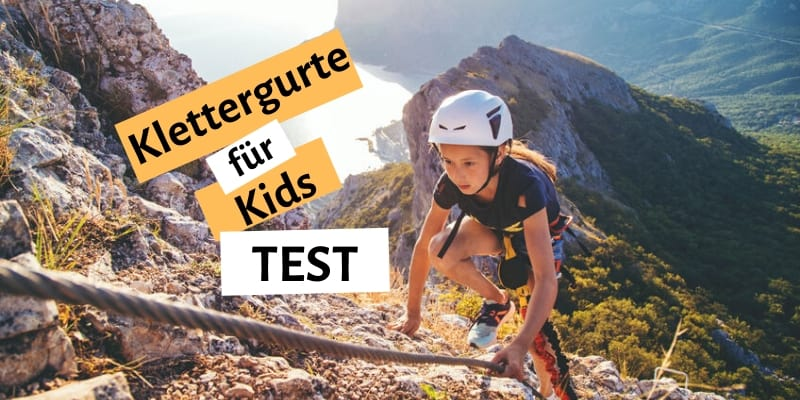 Klettergrute Test Kinder
