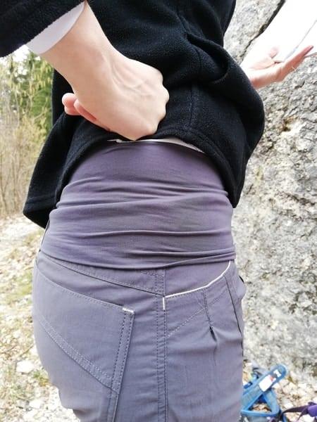 Kletterhose Frauen test