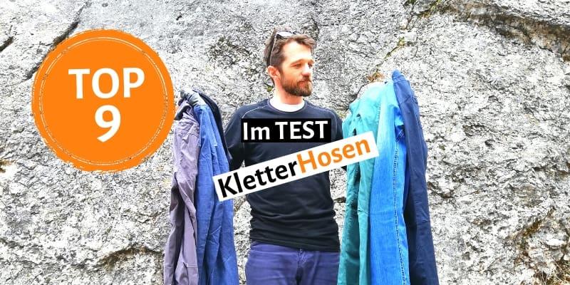Kletterhosen Bouderhosen im test