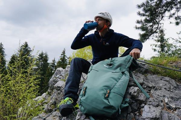 Rucksack Klettersteig Test.9
