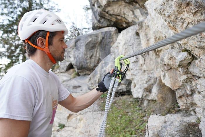 Klettersteigset Edelrid