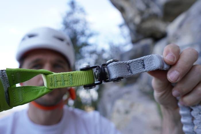 Bestes Klettersteigset