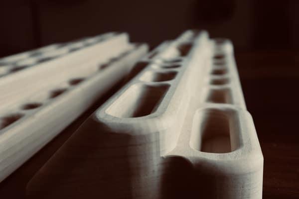 Hangboard test Trainingsboard