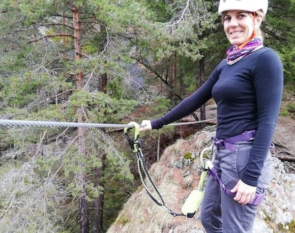 Klettersteig ausrüstung edelrid