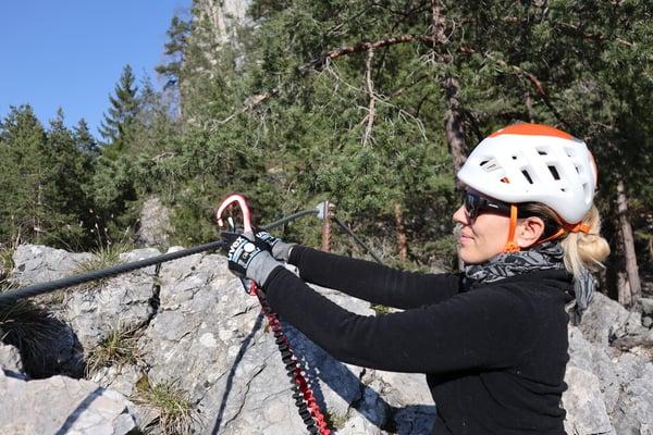 Klettersteighandschuhe günstig