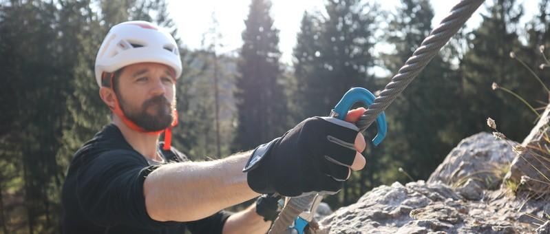 Klettersteighandschuhe test kaufen