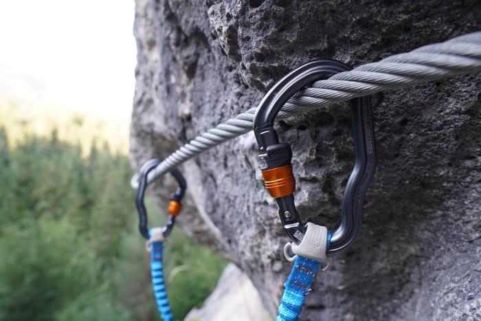 Klettersteigset Petzl