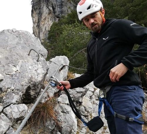 Klettersteigset test kaufen