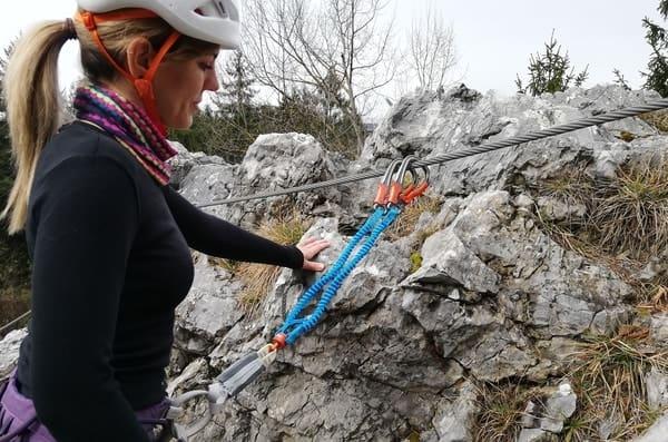 Klettersteigset leicht1