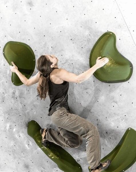 was anziehen bouldern