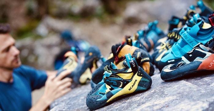 Bester Kletterschuh Test