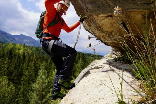 Zustiegsschuhe Test Klettern