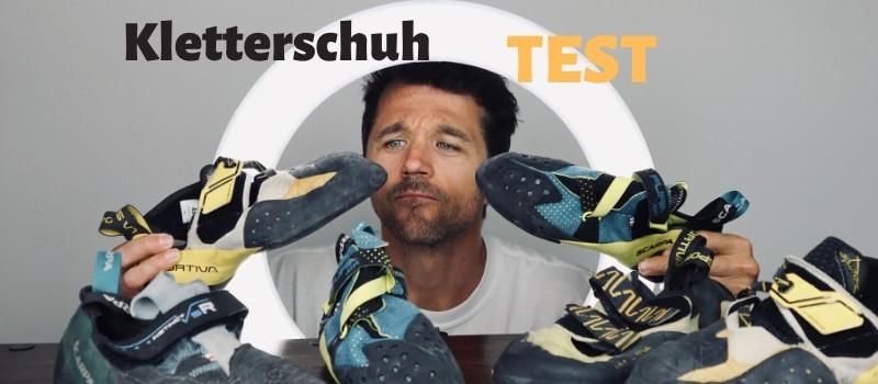 Kletterschuhe im Test