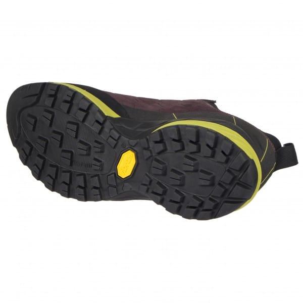 scarpa-mescalito-Zustiegsschuhe sohle Test