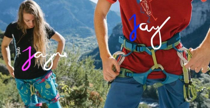 Klettergurt Klettersteig Edelrid