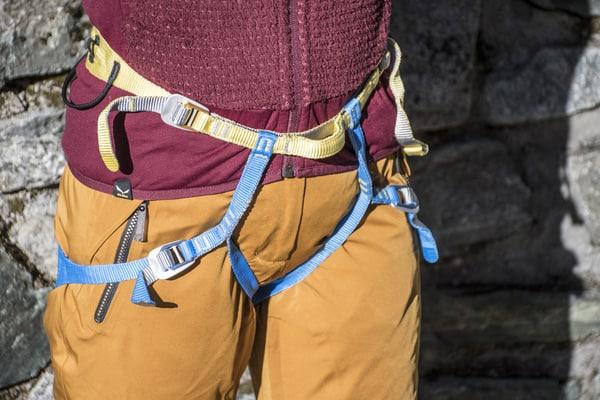 Klettergurt Klettersteig Test Salewa Damen