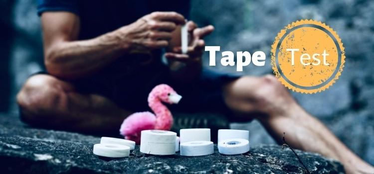Tape Test Klettern Bouldern