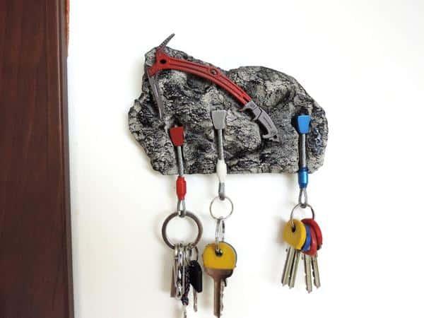 Geschenke Klettern Schlüssel