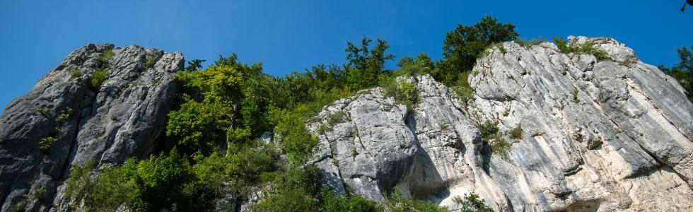 Klettern Altmühltal