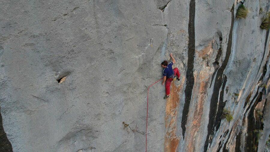 Brela Klettergebiet kroatien1