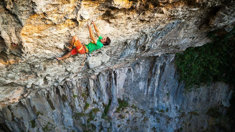 Buzetski Kanjon Kroatien klettern1