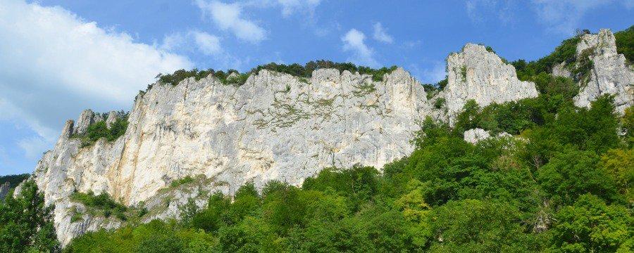 Klettergebiet Schaufelsen