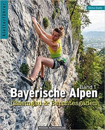 Kletterführer Bayrische Alpen