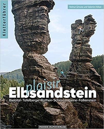 Kletterführer Elbsandsteingebirge