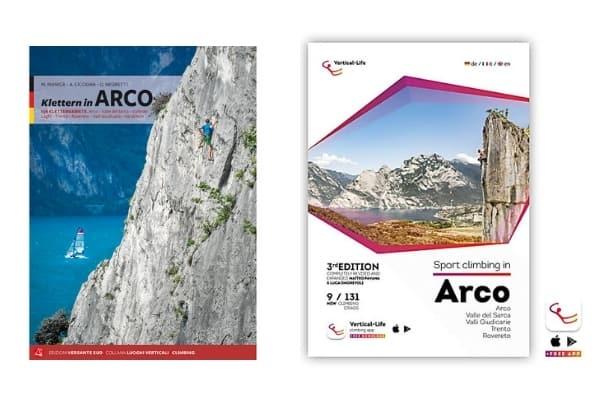 Klettern Arco Kletterführer