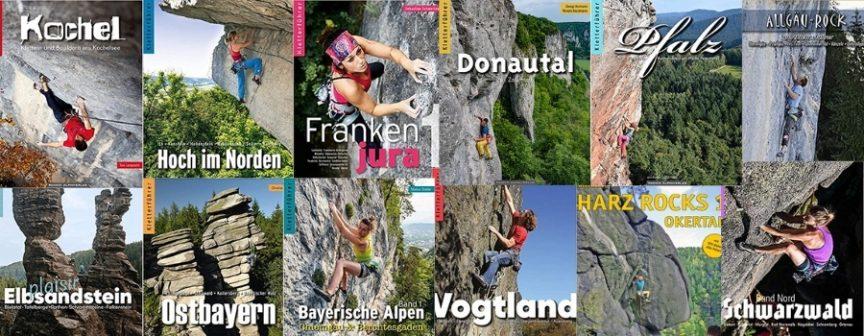 Klettern Deutschland Klettergebiete