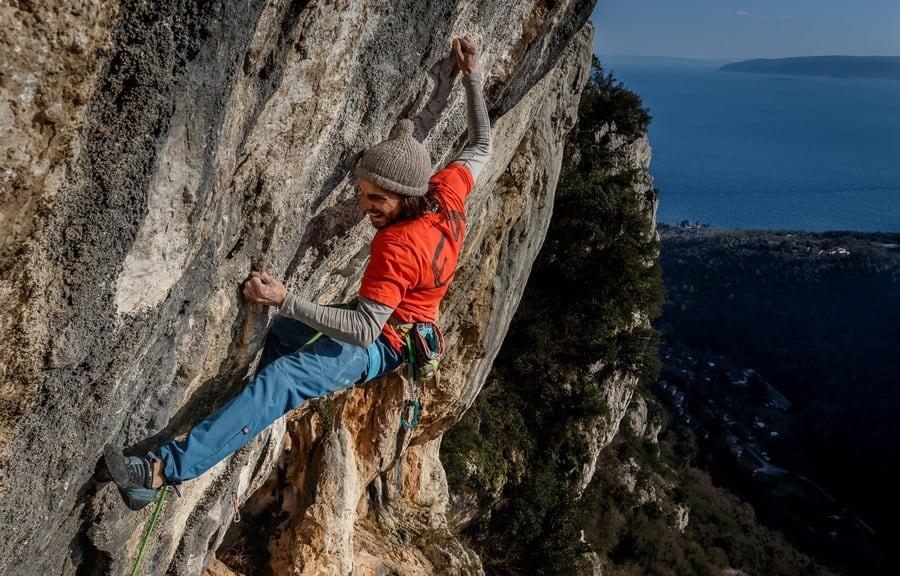 Medveja Klettern Kroatien 1