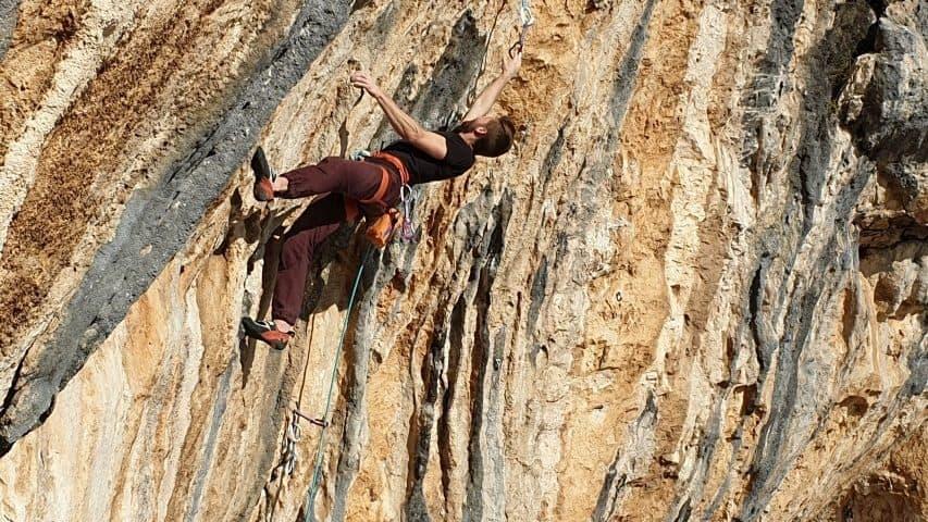 Perun Klettergebiet Kroatien1