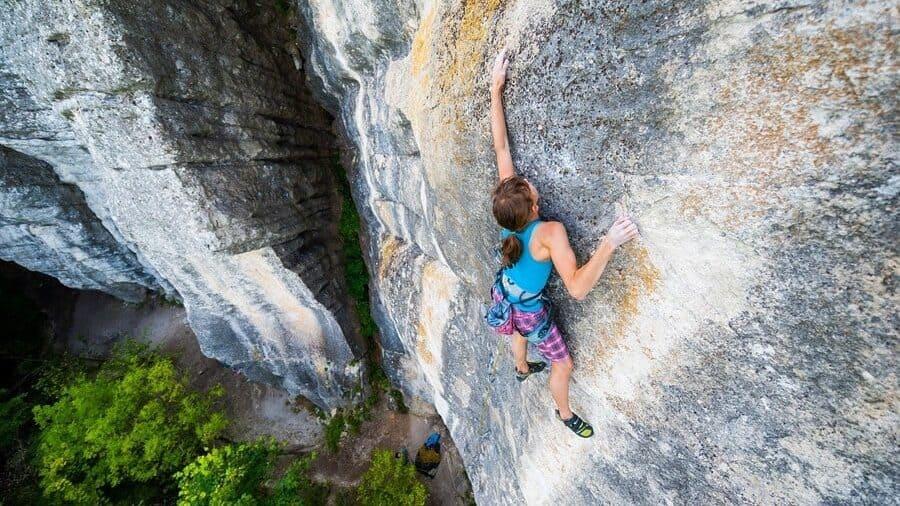 Pokojec Klettern Kroatien