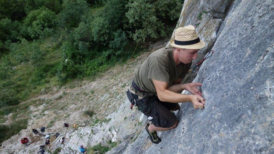 Portafortuna Klettergebiet Kroatien 2