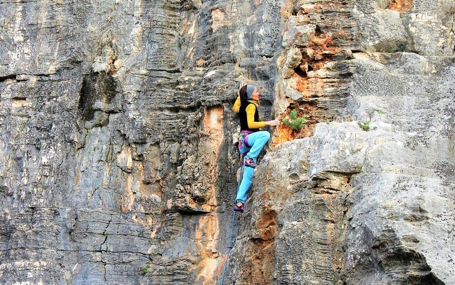 Rovinj Klettergebiet Kroatien Anfänger1