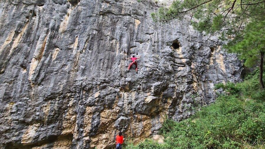 Rupotine Klettern Kroatien1