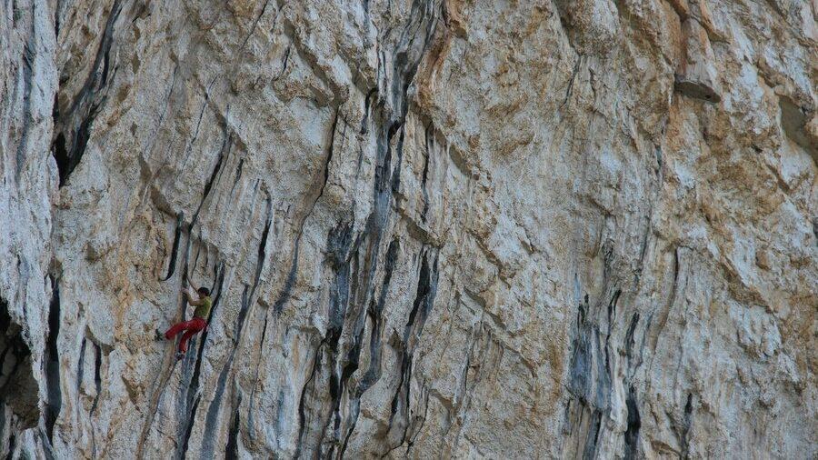 Smrka Klettern Kroatien1