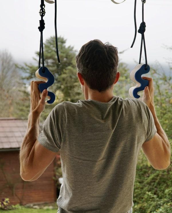 Trainingsgeräte Klettergriffe
