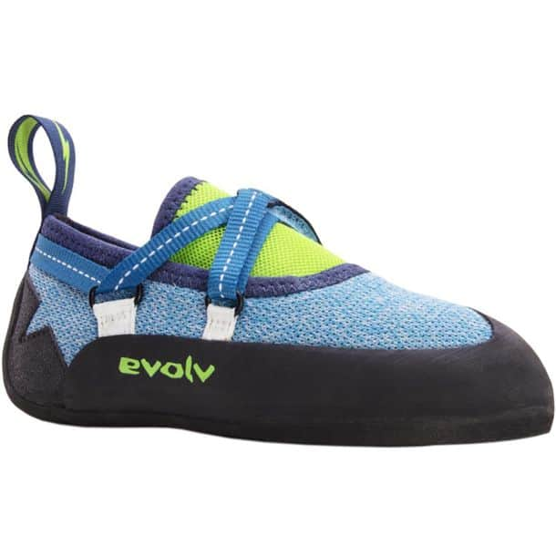 Kletterschuhe Kinder Test evolv