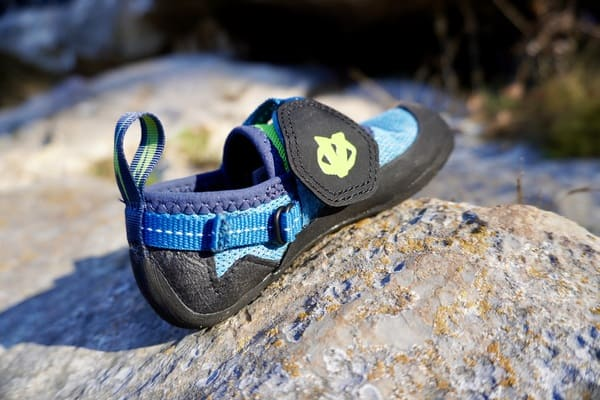 Kletterschuhe Kinder Test Evolv2