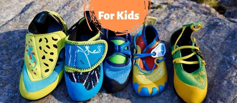 Kletterschuhe für Kinder