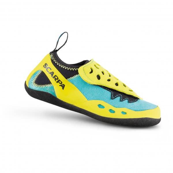 Kletterschuhe test kinder scarpa