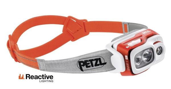 Petzl swift Stirnlampen Test